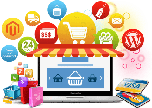 ECommerce Web Development Services And Solutions,eCommerce Services In India