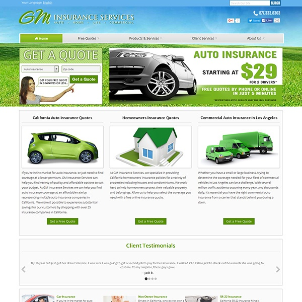 GM Insurance Services