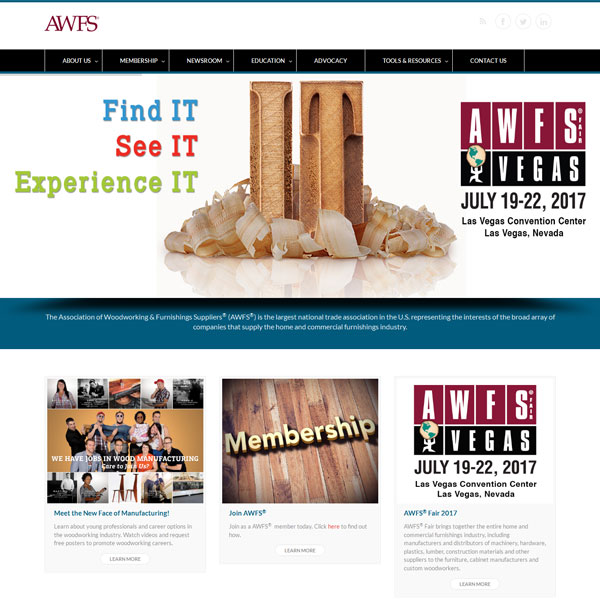 Association of Woodworking & Furnishing Suppliers (AWFS)