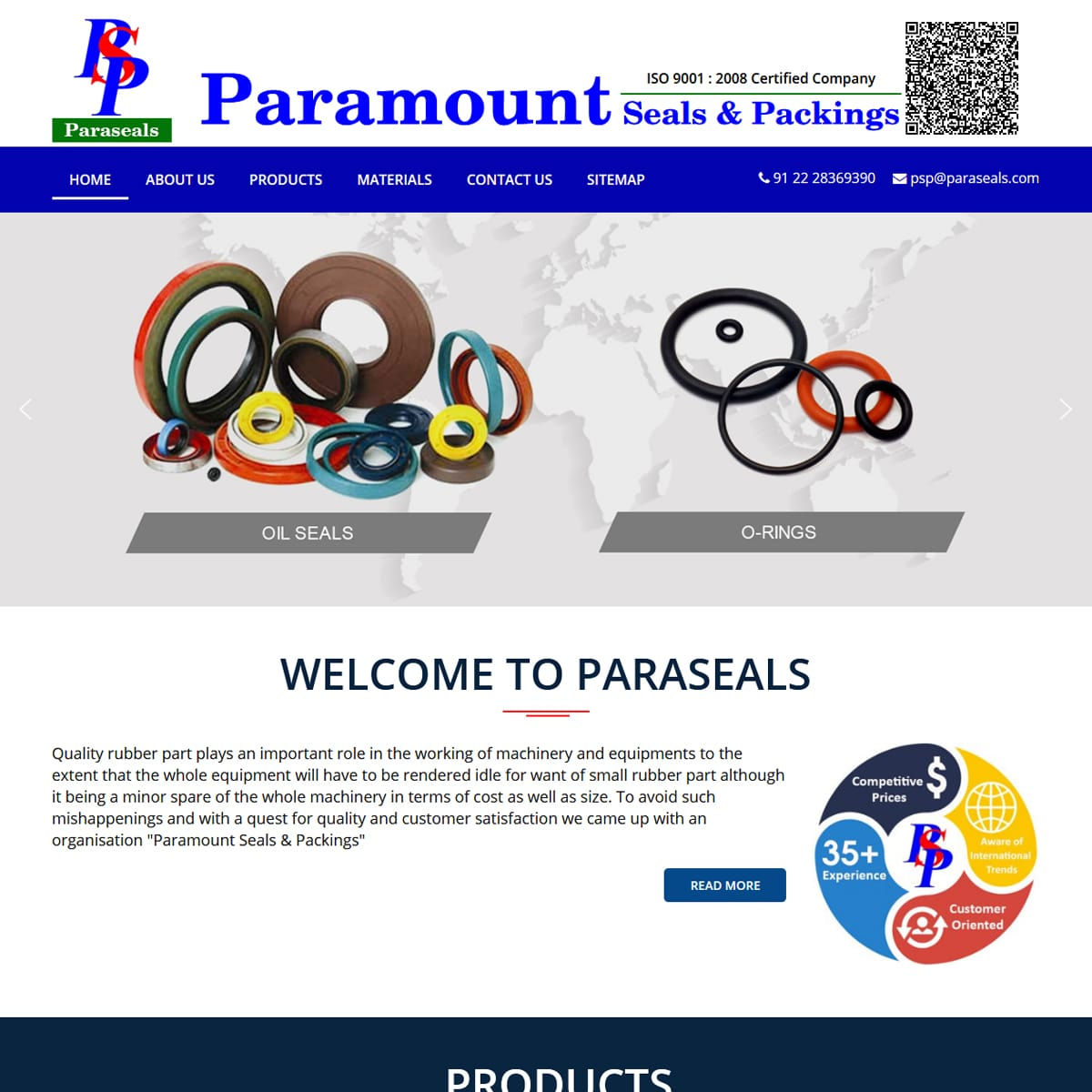 Paramount Seals & Packaging