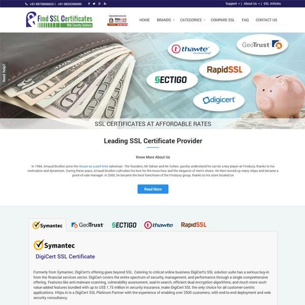 Find SSL Certificates